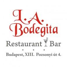 L.A. Bodegita Étterem & Bár logó