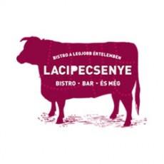 LaciPecsenye logó