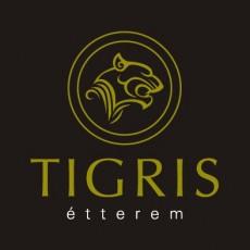 Tigris Étterem logó