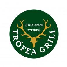 Trófea Grill logó