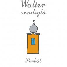 Walter Vendéglő logó