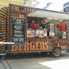 Zing Burger Food Truck