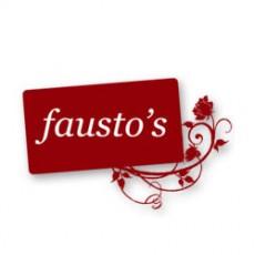 Fausto's logó