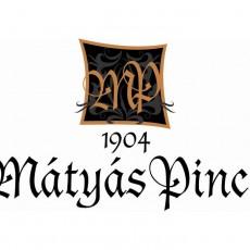 Mátyás Pince logó