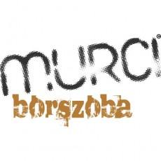Murci Borszoba logó