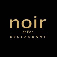 Noir Et L'or Étterem logó