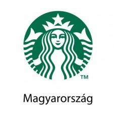 Starbucks Hungary logó