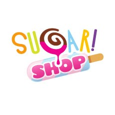 SUGAR! SHOP logó