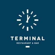 Terminál Étterem logó