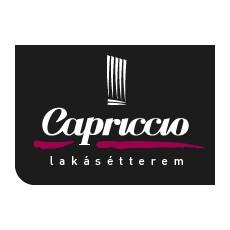 Capriccio Lakásétterem logó