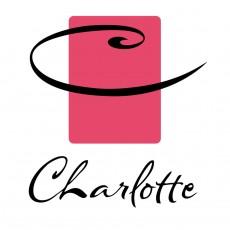 Charlotte Cukrászda logó