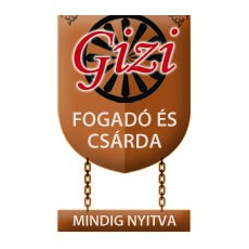 Gizi Csárda logó