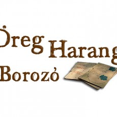 Öreg Harang Borozó logó