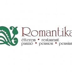 Romantika Étterem logó