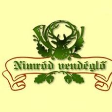 Nimród Vendéglő logó