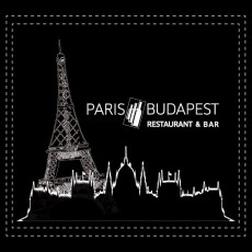 Paris Budapest Restaurant & Bar logó