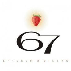 67 Étterem logó