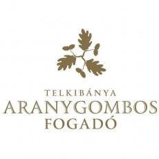 Aranygombos Fogadó logó
