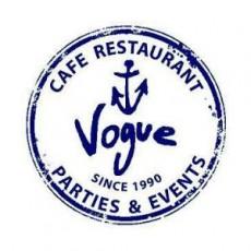 Vogue Állóhajó logó