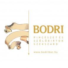 Bodri Pincészet logó