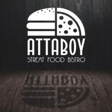 Attaboy logó