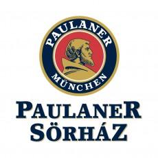Paulaner Sörház logó
