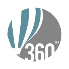 360 Bar logó