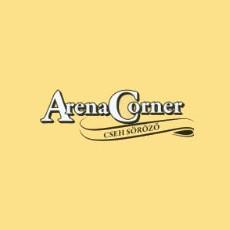 Arena Corner Cseh Söröző logó