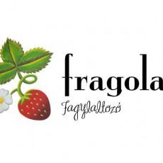 Fragola Fagylaltozó logó