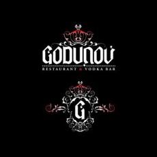 Godunov Étterem & Vodka Bár logó