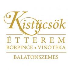 Kistücsök Étterem logó