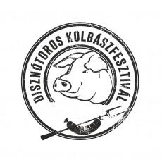Disznótoros Kolbászfesztivál logó