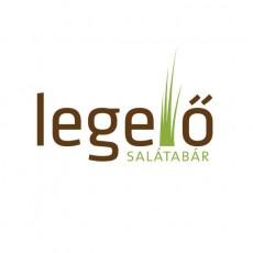 Legelő Salátabár logó