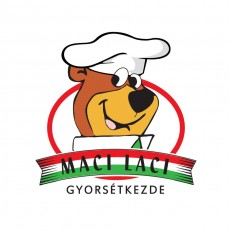 Maci Laci Büfé logó