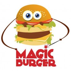 Magic Burger logó