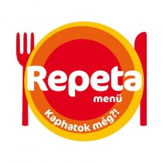 Repeta Menü logó