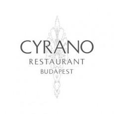 Cyrano Étterem logó