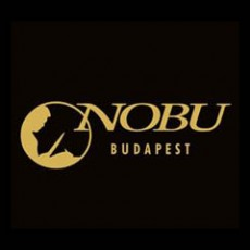 Nobu Budapest logó