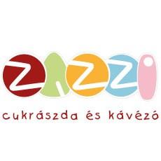 Zazzi Cukrászda logó