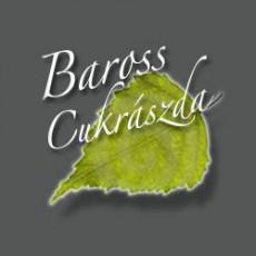 Baross Cukrászda logó
