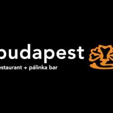 Budapest Restaurant logó