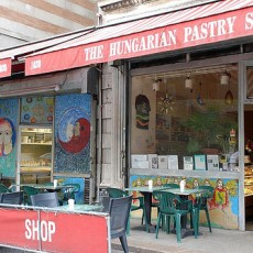 Hungarian Pastry Shop