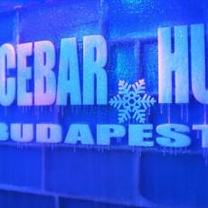 ICEBAR Budapest logó