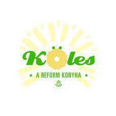 KÖLES logó