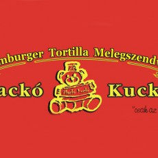 Mackó Kuckó logó