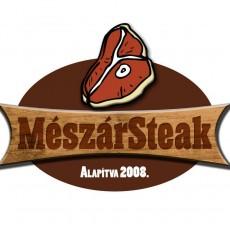 MészárSteak logó
