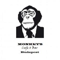 Monkey's Cafe & Bar logó