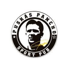 Puskás Pancho Sport Pub logó