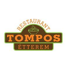 Tompos Étterem logó