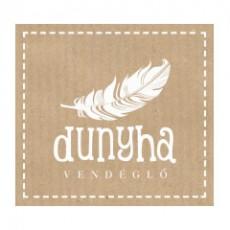 Dunyha Vendéglő logó